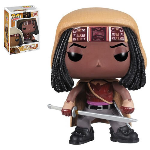 Pop! Television:Walking Dead Michonne
