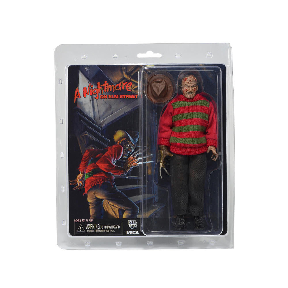 Neca Retro Clothed A Nightmare on Elm Street- Freddy Krueger