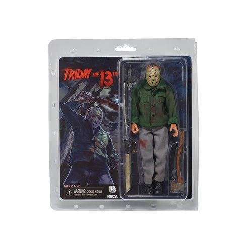 "Friday The 13th Part 3 NECA 8"" Clothed Figure- Jason Voorhees"
