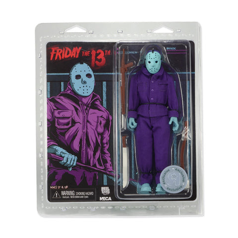 Friday The 13th - Clothed 8 inch Figure - Jason - Classic Video Game Exclusive