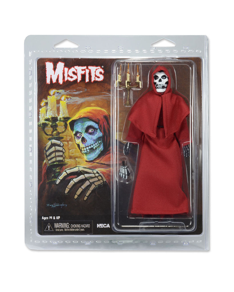 "The Misfits The Fiend 8"" Figure - Red Robe"
