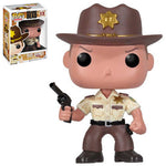 Pop! Television;Walking Dead Rick Grimes