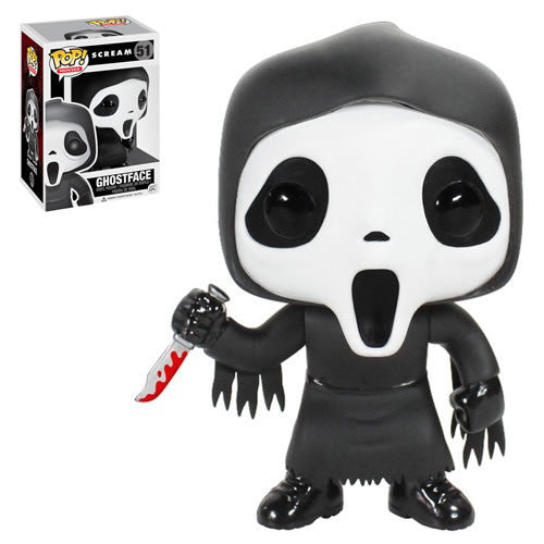 Pop! Movies:Scream- Ghostface