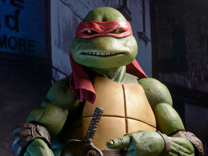 TMNT Raphael 1/4 Scale Figure (1990 Movie)