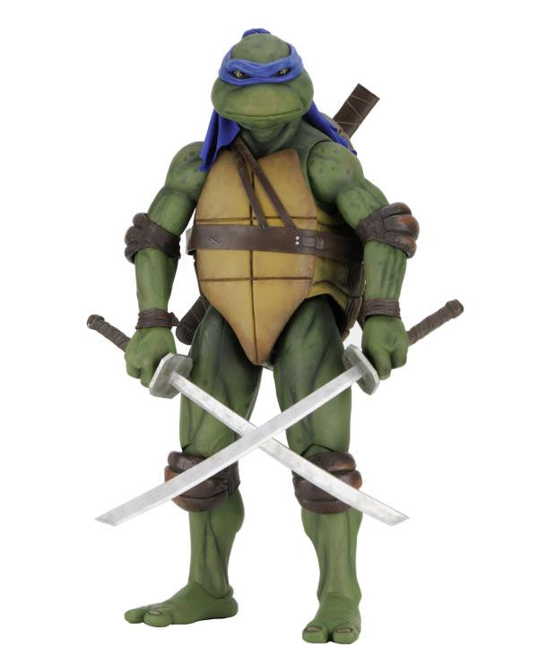 TMNT Leonardo 1/4 Scale Figure (1990 Movie)