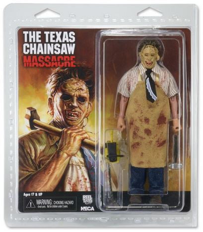 Texas Chainsaw Massacre Leatherface 40th Anniversary figure
