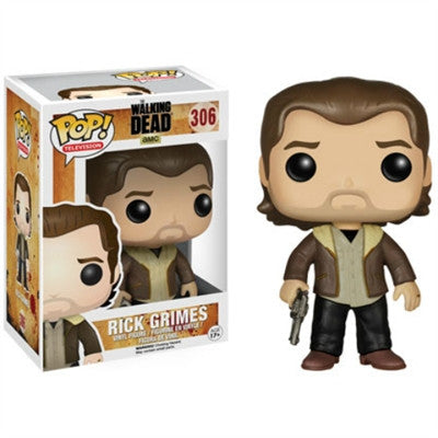 Pop! Television: The Walking Dead Season 5 - Rick Grimes