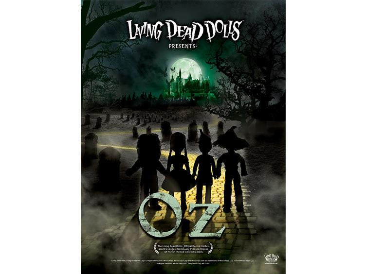 Living Dead Dolls Presents: Dolls in Oz - Lion