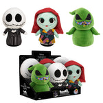 Nightmare Before Christmas 25-Year Anniversary Plushies