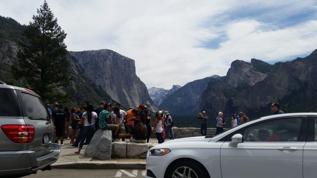 Avoid traffic on your national park road trip