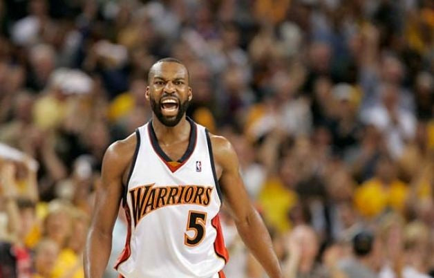 Baron Davis Warriors