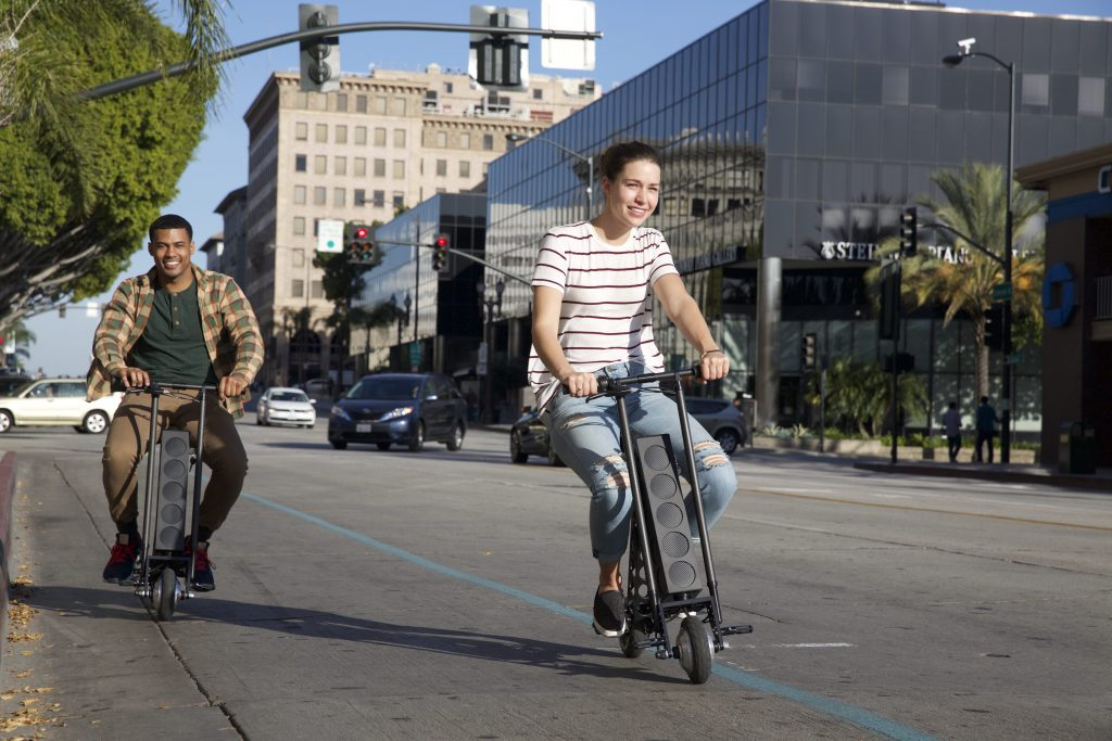 URB-E foldable electric scooters in Pasadena, CA Los Angeles 91106