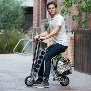 urb-e fun fast foldable scooter for adults electric pasadena, ca