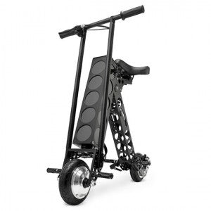 URB-E Black Label Electric Scooter - Front View