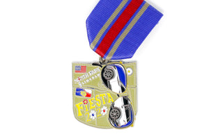 Aviator Fiesta Medal 2020 by North Park Lincoln