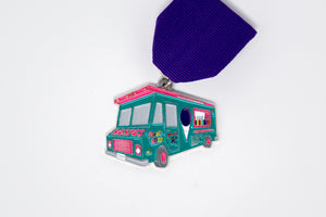 Raspa Truck Fiesta Medal 2019 by CASA (Child Advocates San Antonio)