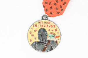 First Ever Fall Fiesta Medal 2020 by SA Flavor