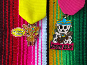 Fiesta Dog Combo Loco: Yo Quiero Fiesta and Mariachi Dog