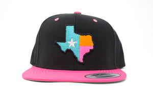 Spurs Fiesta Colors Texas Hat SA Flavor