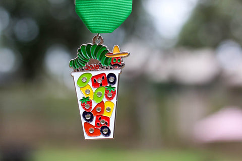 SA Flavor 2018 Fiesta Medal MARCH Seven Different Medals Pack