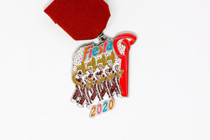 Marching Band Fiesta Medal 2020 by Mitzi Moore