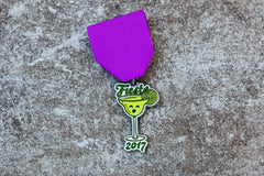 Miss Margarita Born and Graised SA 2017 Fiesta Medal