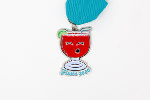 Miss Michelada Fiesta Medal 2020 by Christina Liserio