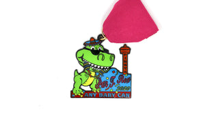 Par-T-Rex Fiesta Medal 2020 Any Baby Can