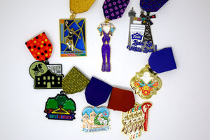 People and Places Fiesta Medal 2020 FEBRUARY Eight Pack