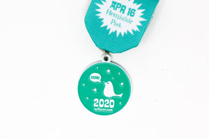 SA Flavor April Pin Pan Fiesta Medal 2020