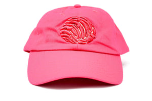Bright Pink Concha Hat