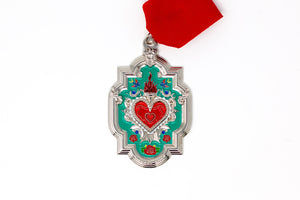 Rose Window Fiesta Medal 2019 SA Flavor