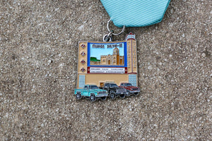 Mission Drive-In Fiesta Medal 2018 SA Flavor
