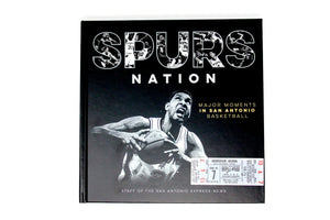 Spurs Nation Book