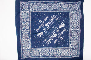Stars at Night are Big and Bright Texas Bandana