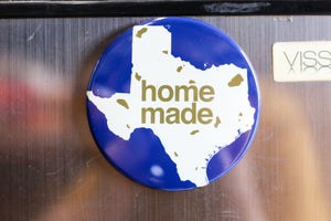 Texas Homemade Tortilla Magnet BarbacoApparel
