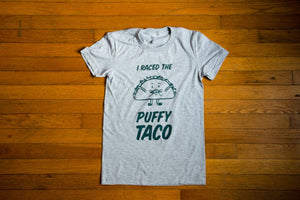 CLEARANCE: I Raced the Puffy Taco