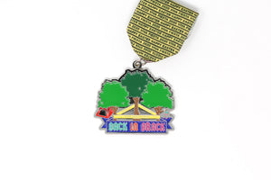 Back in Brack Fiesta Medal 2020 by Sophia and Shepherd Evans
