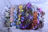 Assorted Pack of 20 Vintage Flower Headbands