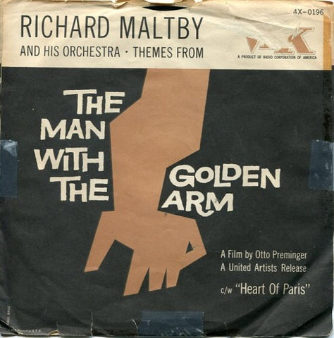 Richard Maltby - The Man with the Golden Arm
