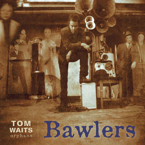 Tom Waits - Bawlers 2 LP set Rarities & Outtakes