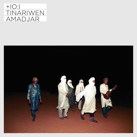 Tinariwen - Amadjar - 2 LP w/ guests and 28 page booklet