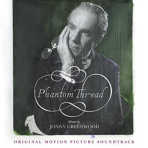 Jonny Greenwood - Phantom Thread Soundtrack 2 LP w/ bonus download