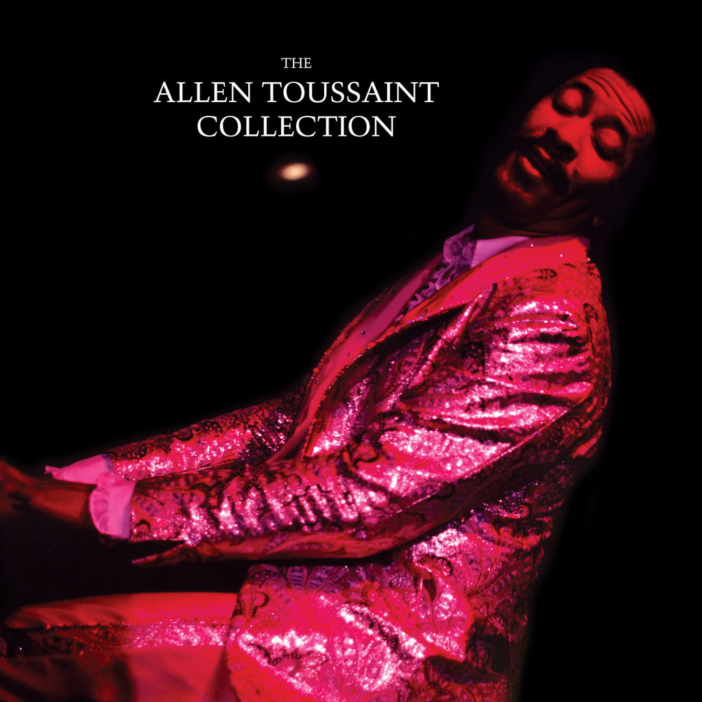 Allen Toussaint - The Allen Toussaint Collection - 3 sided double album - 16 great trx