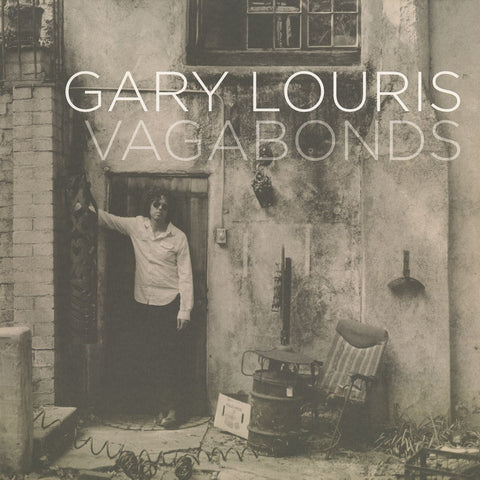 Gary Louris - Vagabonds - 2 LP ROG - w/ bonus disc of outtakes