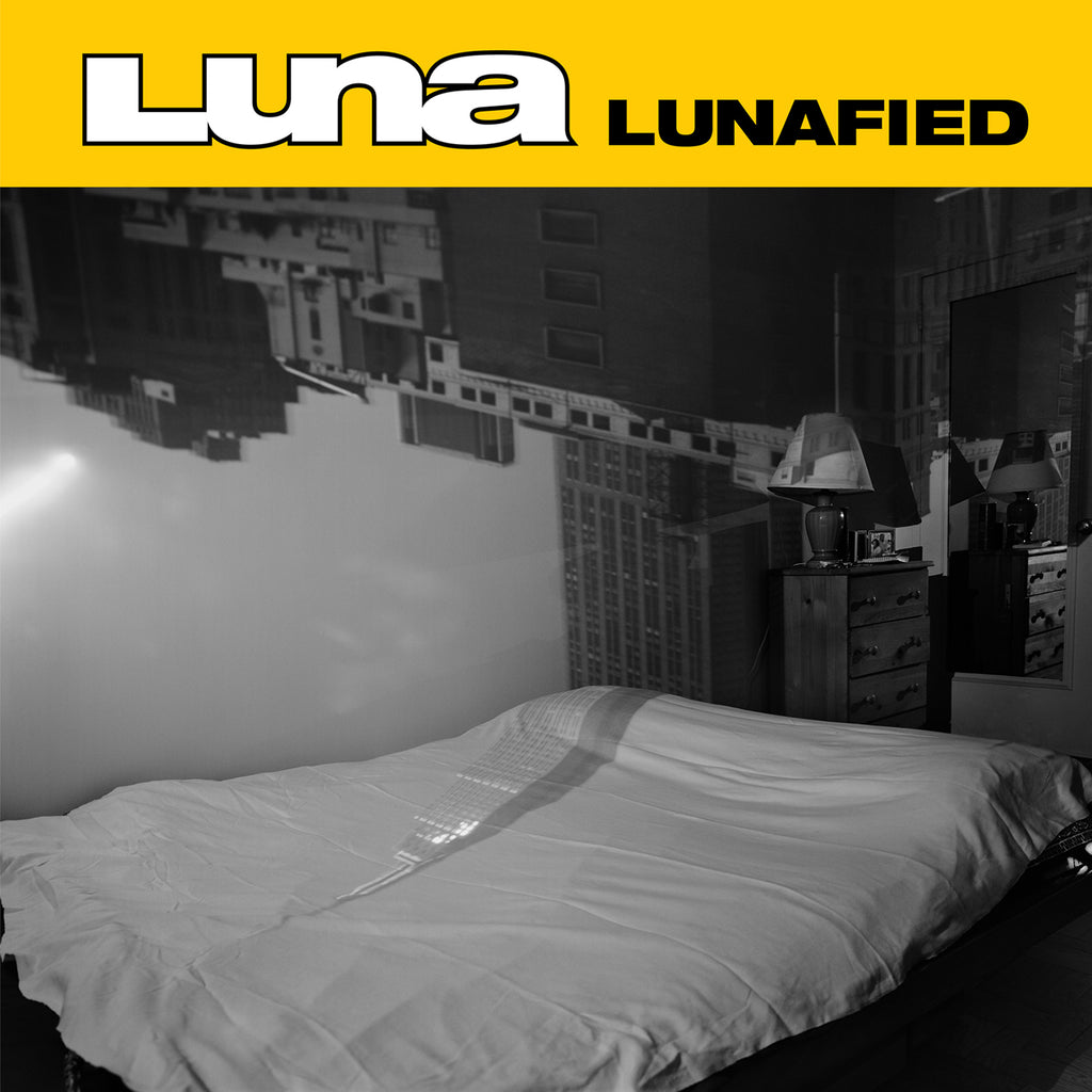 Luna - Lunafied - 2 LP Limited Run Out Groove