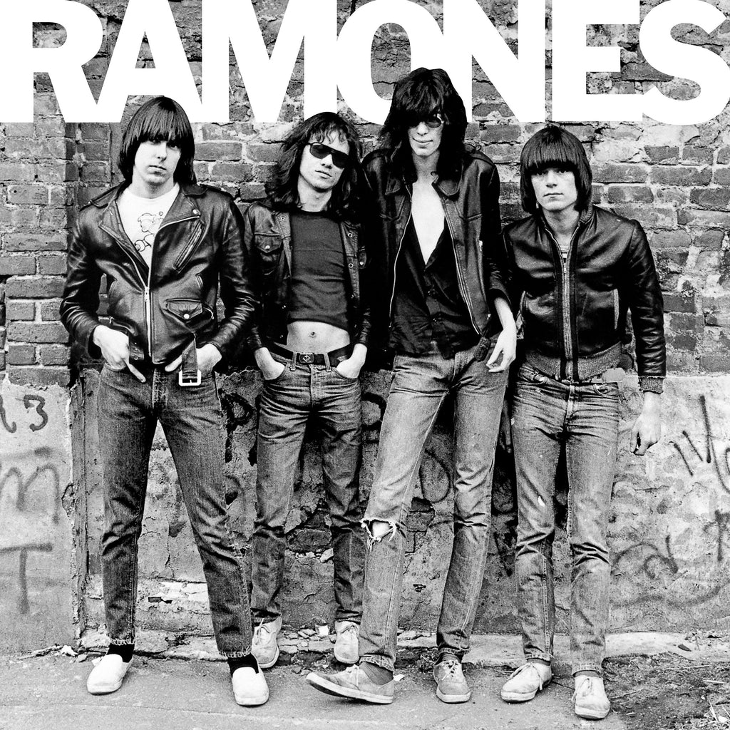Ramones - debut album - 2018 180g remastered VINYL!