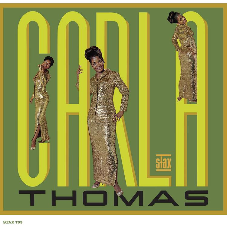 Carla Thomas - Carla - Stax 60th Anniversary issue in original MONO