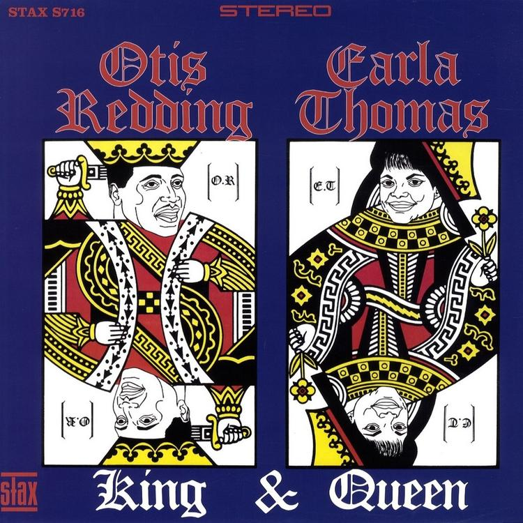 Otis Redding / Carla Thomas - King & Queen - Stax 60th Colored vinyl