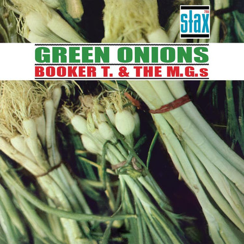 Booker T. & the MG's - Green Onions - 180g w/ Gatefold jacket